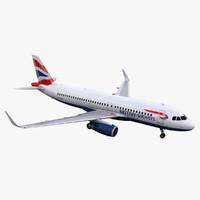 a320 british airways max