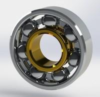 3d bearing parts