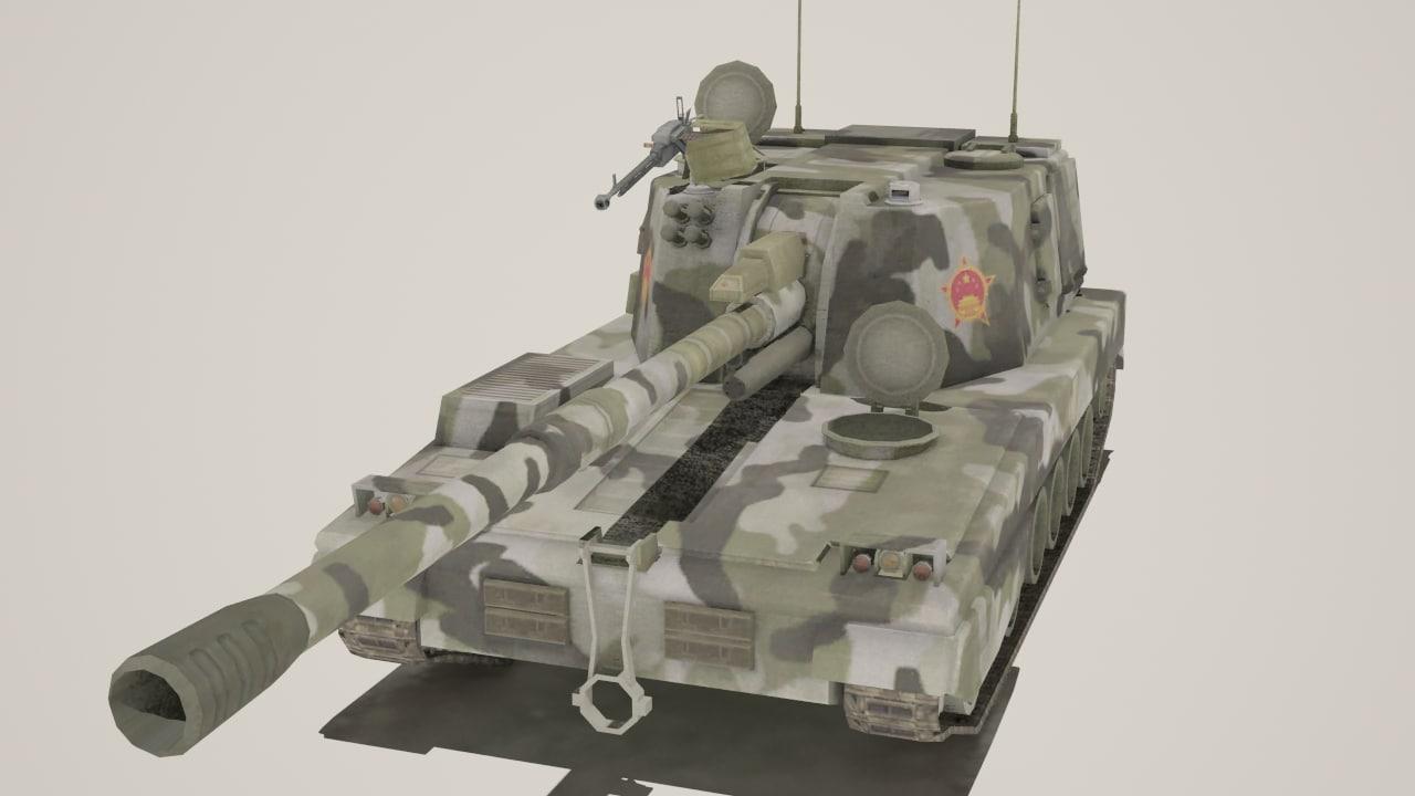 3d plz-05 type 05