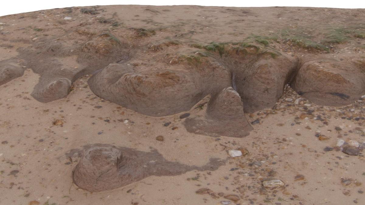 beach mud ripple max