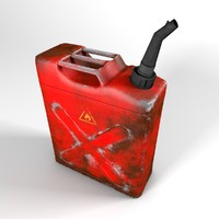 Gas Can Old