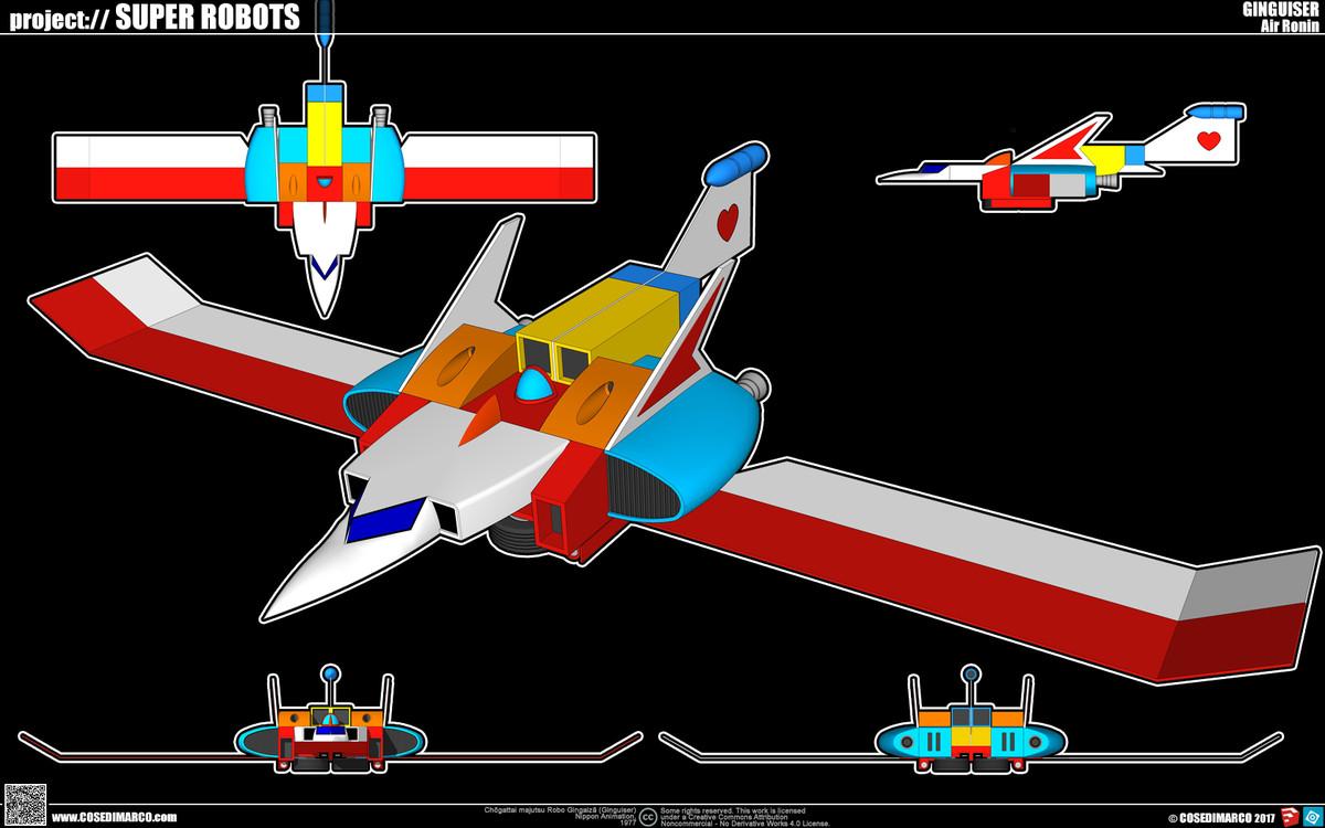 air ginguiser 3d model