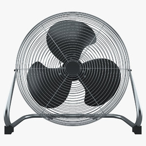 3d model fan fcd-4515