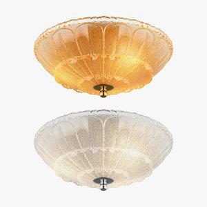 zucche lightstar ceiling lamp 3d max