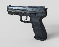 Heckler And Koch P30L PISTOL GUN