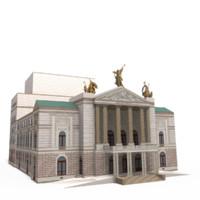 The State opera prague
