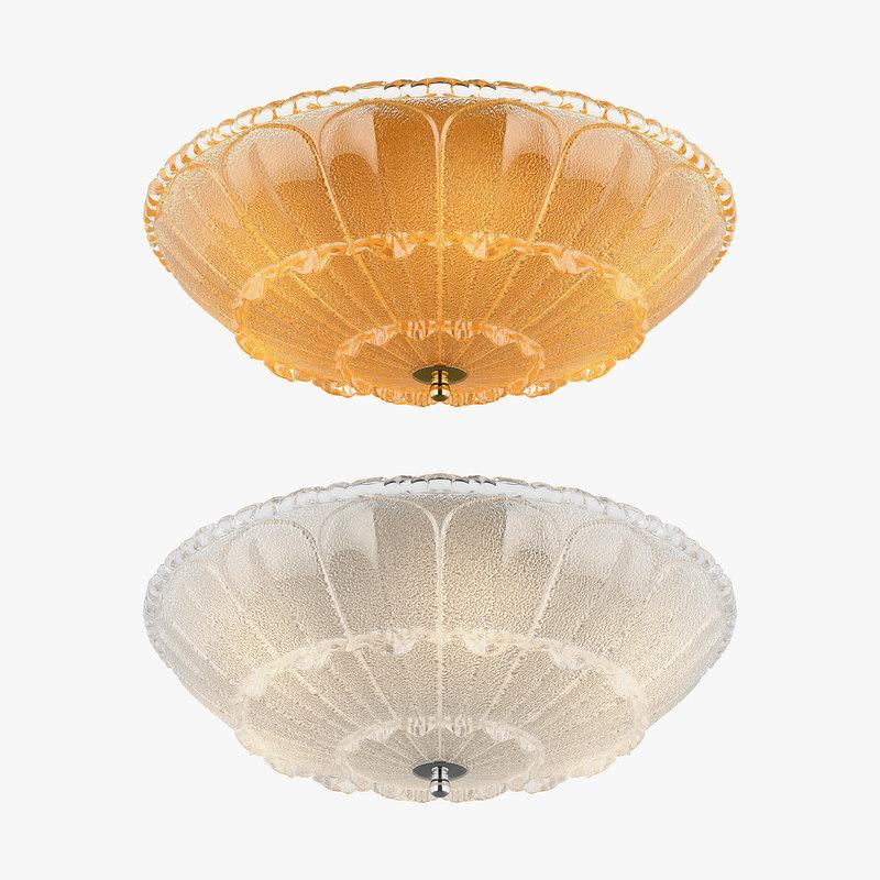 zucche lightstar ceiling lamp 3d model