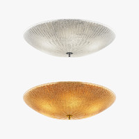 zucche lightstar ceiling lamp 3d model