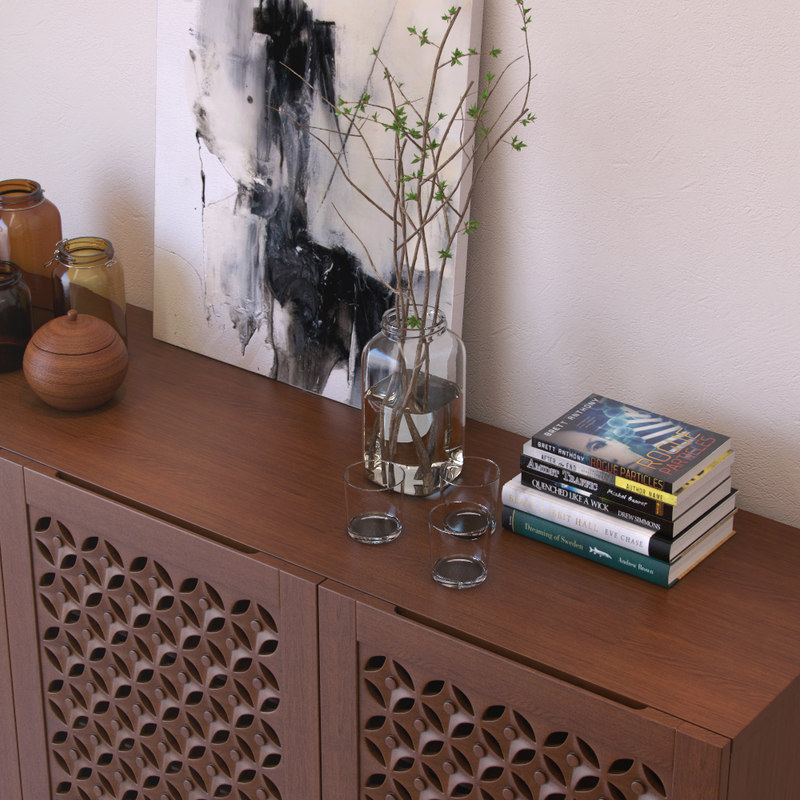 Awesome West Elm Media Cabinet