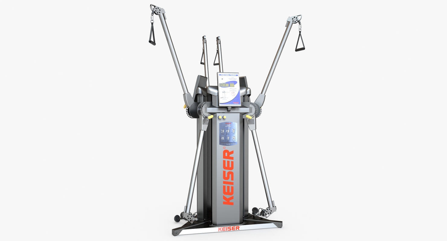 max keiser functional trainer