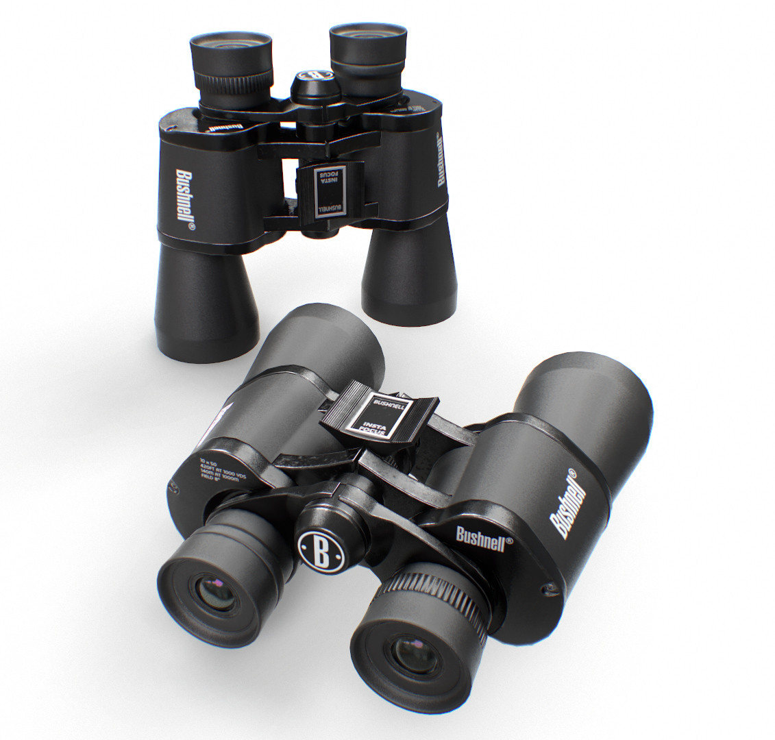 3d ready binoculars model