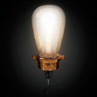 Vintage Broadway Marquee Light Bulb