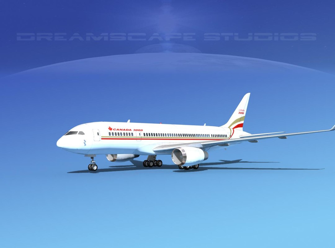 dxf airline boeing 787-8 787