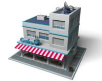 cartoon cafe 3ds