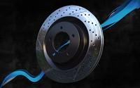 Brake disk AMG