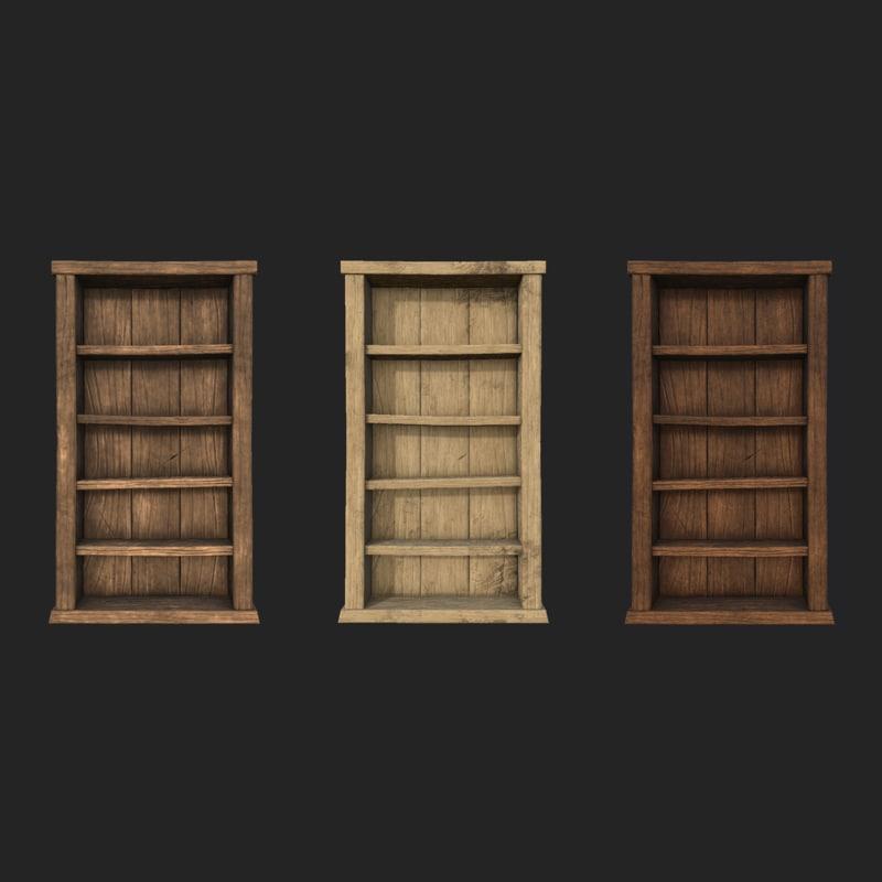 cupboard 3d obj