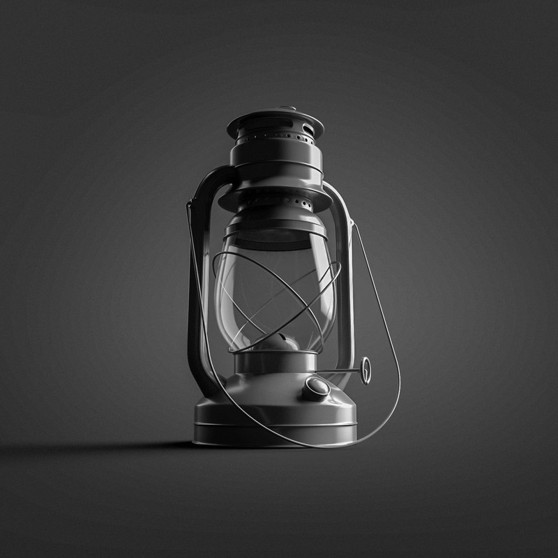 old lantern 3d 3ds