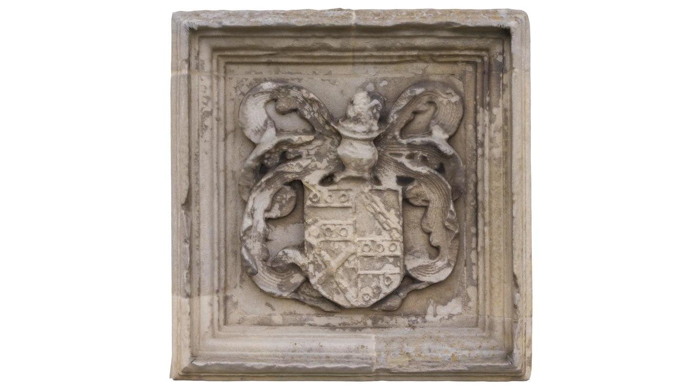 3d coat arms