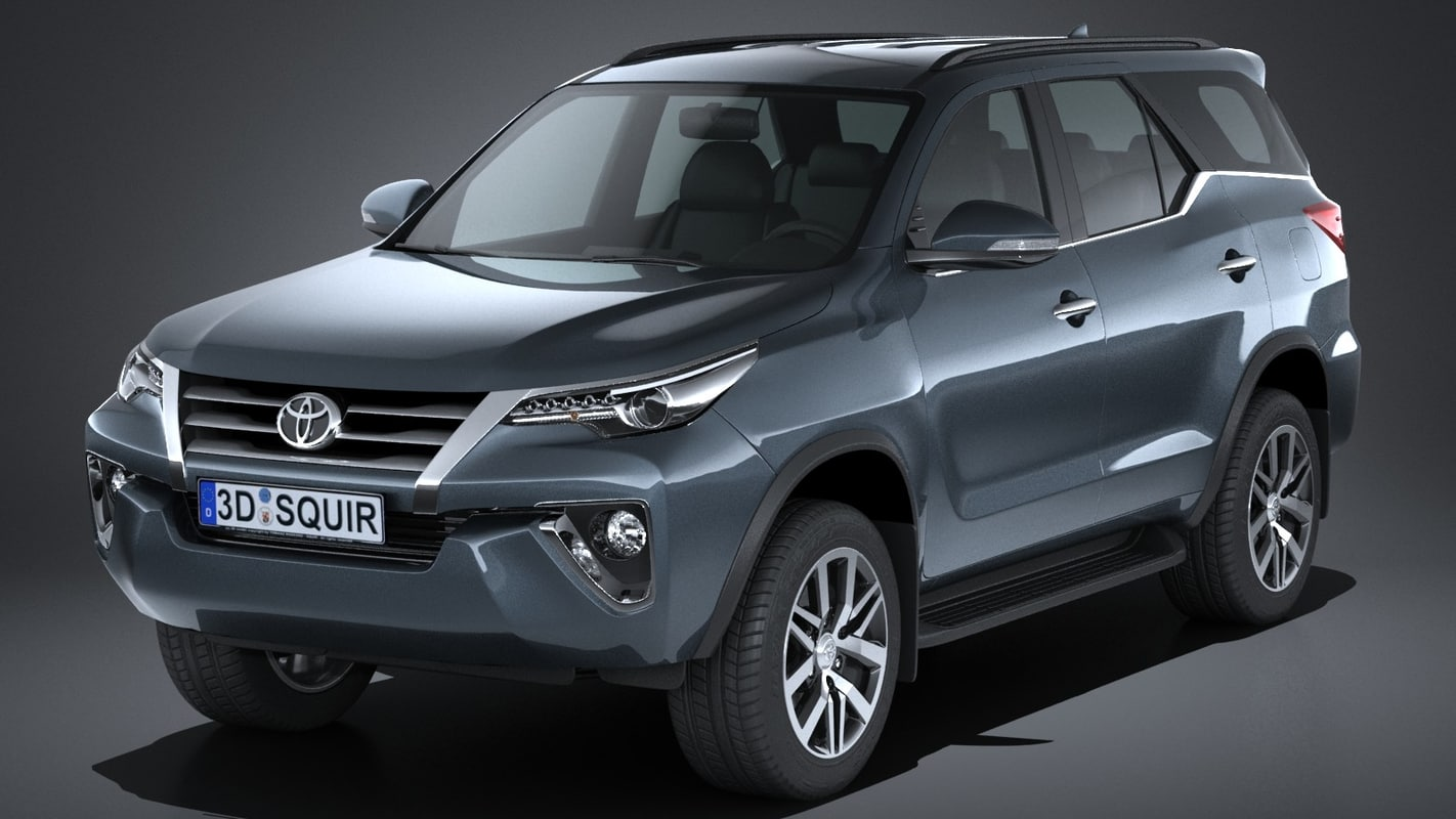 toyota fortuner 2017 max