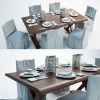 max dining set