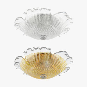 3d murano lightstar ceiling lamp