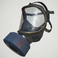 gas mask max
