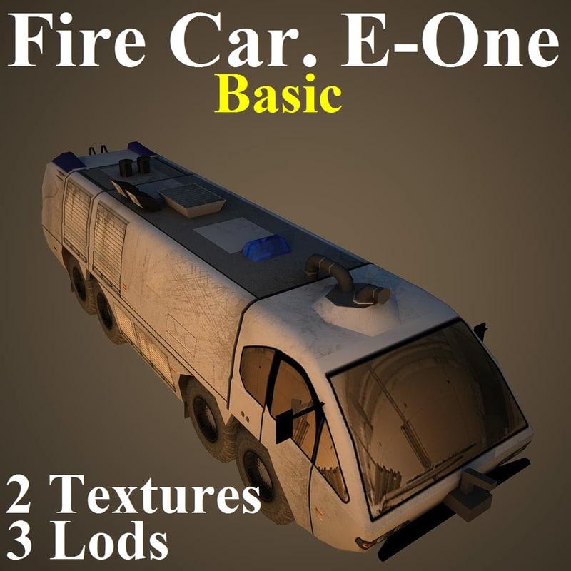 3d model car basic