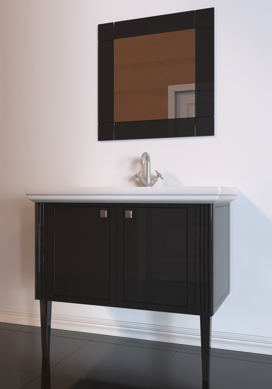 console table berloni bagno 3d max