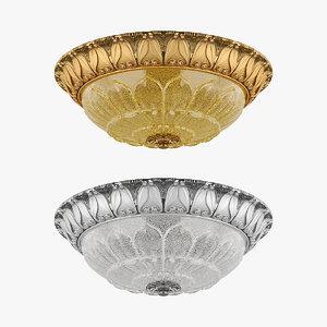 3d antica osgona ceiling lamp model