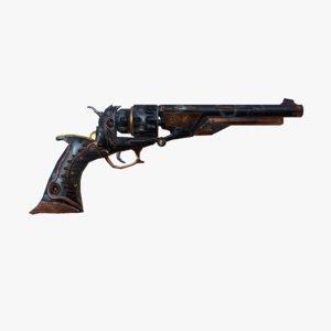 revolver 3d ma