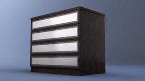3d drawer