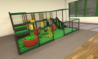Small Indoor PlayFrame