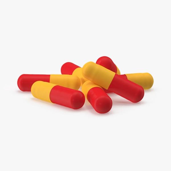 pill capsules 02 max