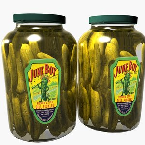 jar pickles max
