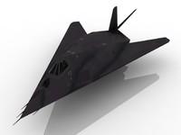 aircraft f-117 nighthawk max