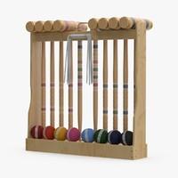 max croquet set