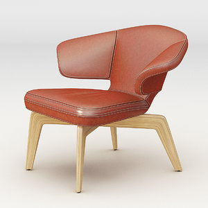 3d model chair munich
