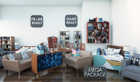 Furniture Mega Package 01 VR_AR_Game Ready