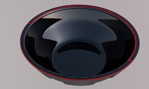 ultimate bowl 3d model