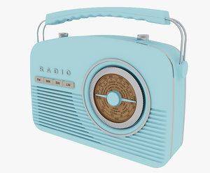 retro radio max