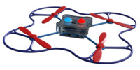 quadcopter blender 3d obj