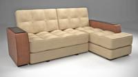leather sofa x