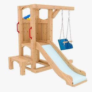 cedar swing swingset max