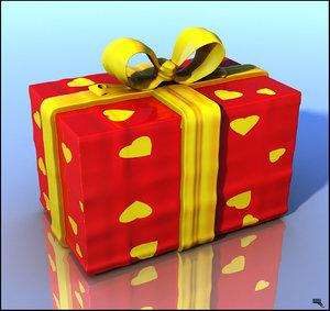 max gift present