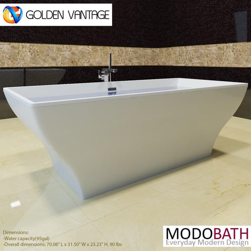 3d bath design
