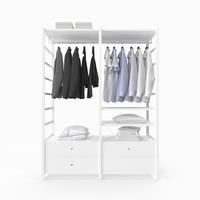 3d model wardrobe v-ray