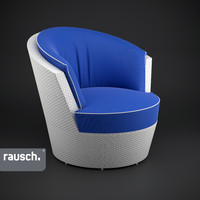 Florida Eden Roc Lounge Chair