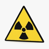 3d model radioactive