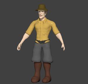 blend cowboy
