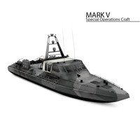 Mark V Special Operations Craft -LOWPOLY-